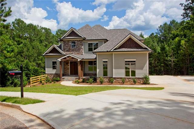 307 Maddox Place, Canton, GA 30115 (MLS #6844209) :: The Realty Queen & Team