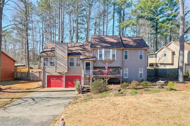 2065 Arrowhead Trail, Marietta, GA 30062 (MLS #6844246) :: North Atlanta Home Team