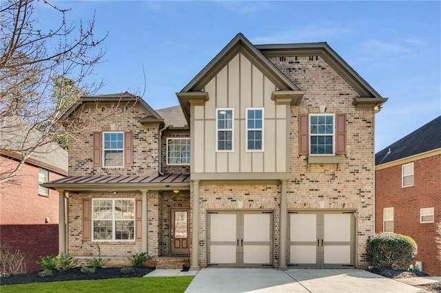 11445 Mabrypark Place, Johns Creek, GA 30022 (MLS #6844405) :: North Atlanta Home Team