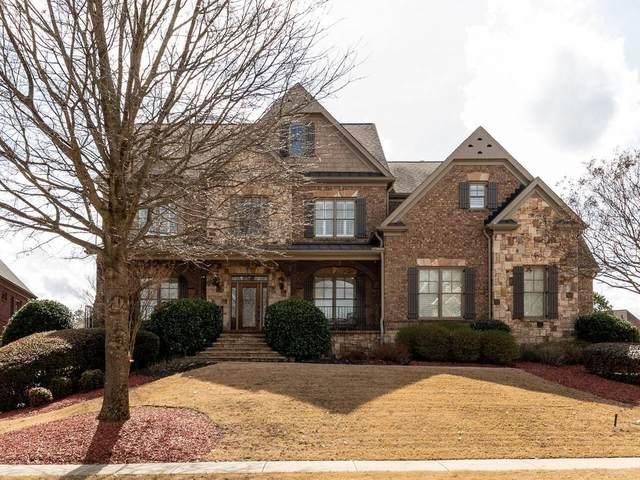 2324 Treehaven Drive, Snellville, GA 30078 (MLS #6844437) :: Tonda Booker Real Estate Sales