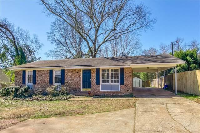 1535 Tallassee Road, Athens, GA 30606 (MLS #6844557) :: North Atlanta Home Team