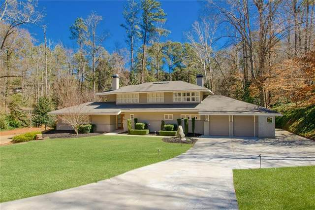 516 Londonberry Road, Atlanta, GA 30327 (MLS #6844591) :: Good Living Real Estate