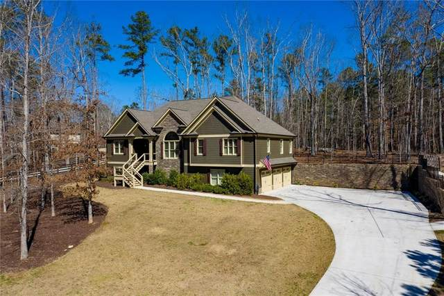 700 White Road, White, GA 30184 (MLS #6844621) :: Dillard and Company Realty Group