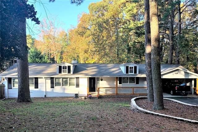 220 Forest Hills Drive NE, Sandy Springs, GA 30342 (MLS #6844658) :: North Atlanta Home Team
