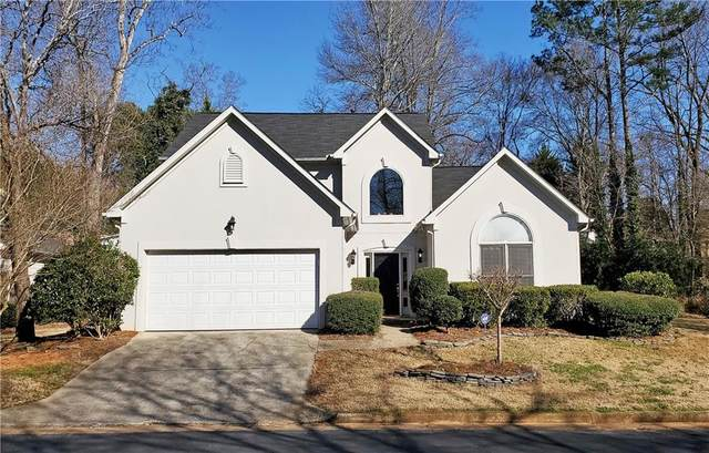 3317 Hidden Trail Road SE, Smyrna, GA 30082 (MLS #6845749) :: Thomas Ramon Realty