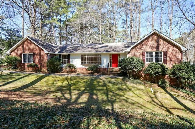 3168 Smoketree Road NE, Atlanta, GA 30345 (MLS #6845784) :: North Atlanta Home Team