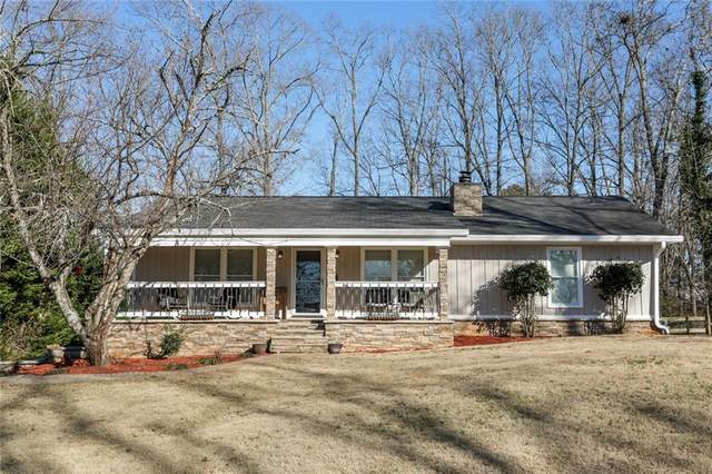3882 Easy Circle NE, Marietta, GA 30066 (MLS #6845810) :: North Atlanta Home Team