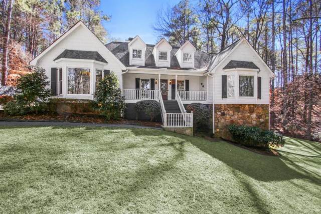 3511 Country Estate Drive, Kennesaw, GA 30152 (MLS #6845996) :: Path & Post Real Estate