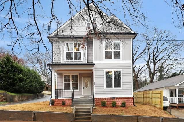386 Fort Street, Marietta, GA 30066 (MLS #6846028) :: Path & Post Real Estate