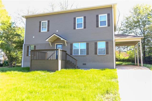 3249 Rockbridge Road, Avondale Estates, GA 30002 (MLS #6846089) :: Path & Post Real Estate