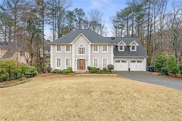 2045 Trotters Ridge Way, Roswell, GA 30075 (MLS #6846180) :: The Gurley Team