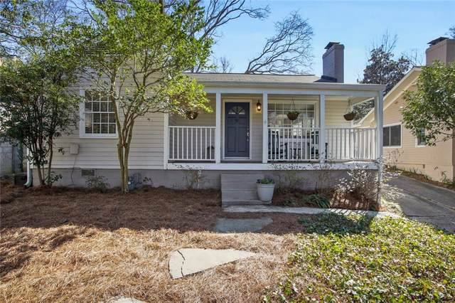 165 Lindbergh Drive NE, Atlanta, GA 30305 (MLS #6846233) :: North Atlanta Home Team