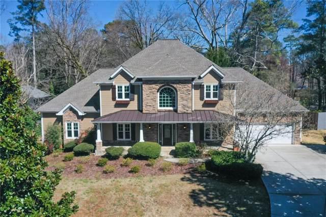 860 Agan Place NE, Atlanta, GA 30342 (MLS #6846348) :: Path & Post Real Estate