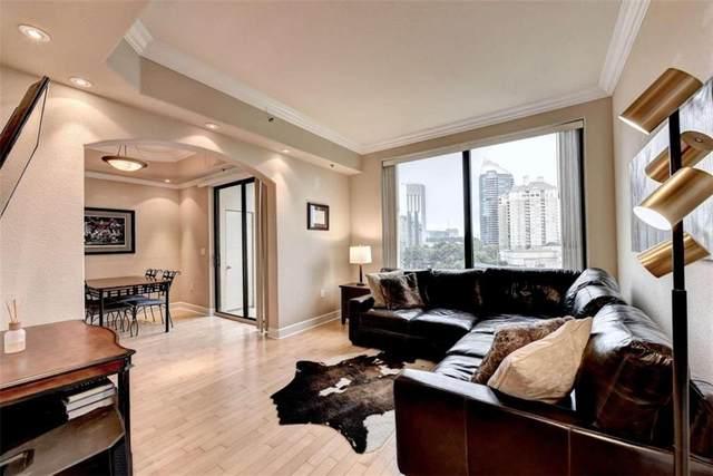 3445 NE Statford Road NE #909, Atlanta, GA 30326 (MLS #6846363) :: Path & Post Real Estate