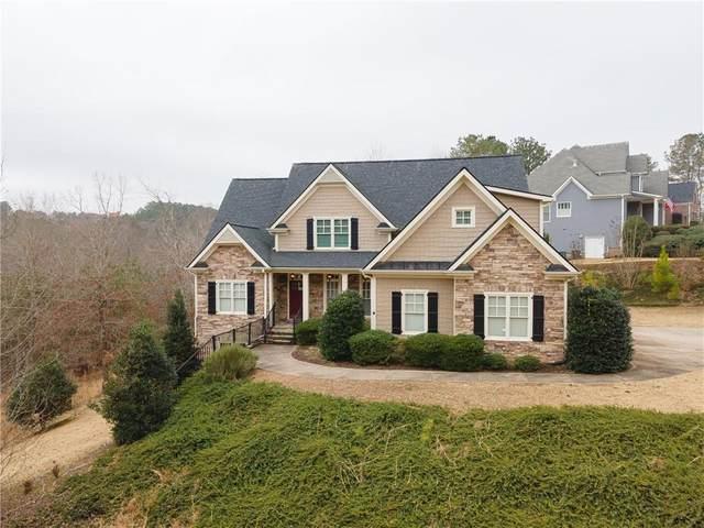 701 Conley Drive, Canton, GA 30115 (MLS #6846481) :: Path & Post Real Estate
