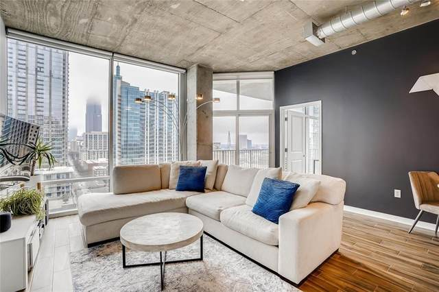 923 Peachtree Street NE #1731, Atlanta, GA 30309 (MLS #6846573) :: The Cowan Connection Team