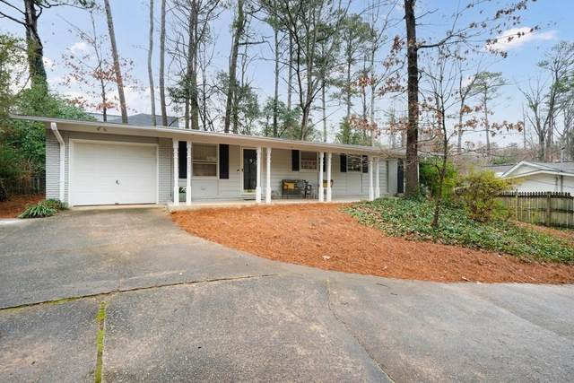 1502 Bubbling Creek Road NE, Brookhaven, GA 30319 (MLS #6846633) :: The Gurley Team
