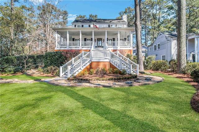 721 Woodward Way NW, Atlanta, GA 30327 (MLS #6846764) :: Tonda Booker Real Estate Sales