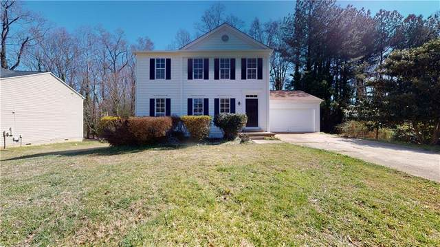 4084 Pinehurst Valley Drive, Decatur, GA 30034 (MLS #6846831) :: The Zac Team @ RE/MAX Metro Atlanta