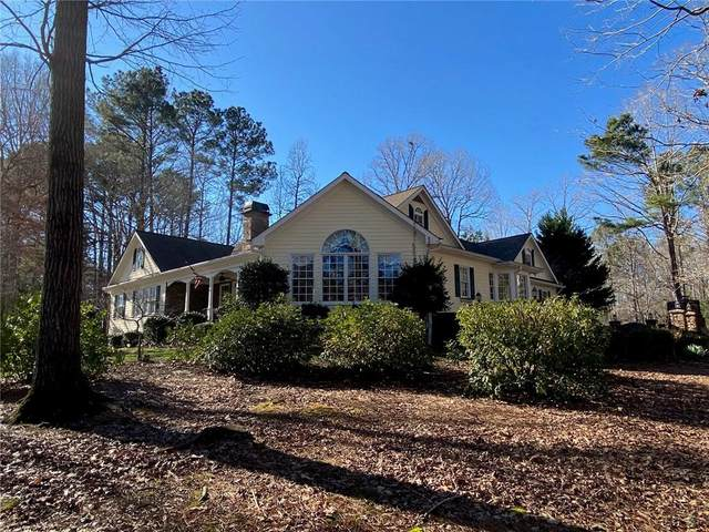 1021 Forrest Highlands, Greensboro, GA 30642 (MLS #6846871) :: North Atlanta Home Team