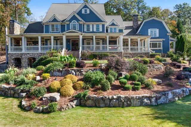 4894 Fitzpatrick Way Way, Peachtree Corners, GA 30092 (MLS #6846872) :: Path & Post Real Estate