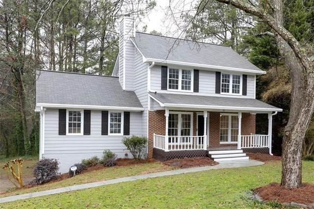 21 Louise Court NW, Marietta, GA 30064 (MLS #6846978) :: North Atlanta Home Team