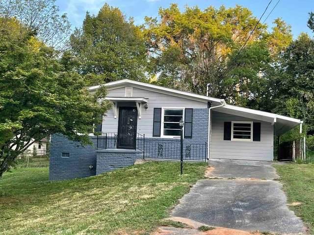 110 Shepherd Drive, Stockbridge, GA 30281 (MLS #6847287) :: North Atlanta Home Team