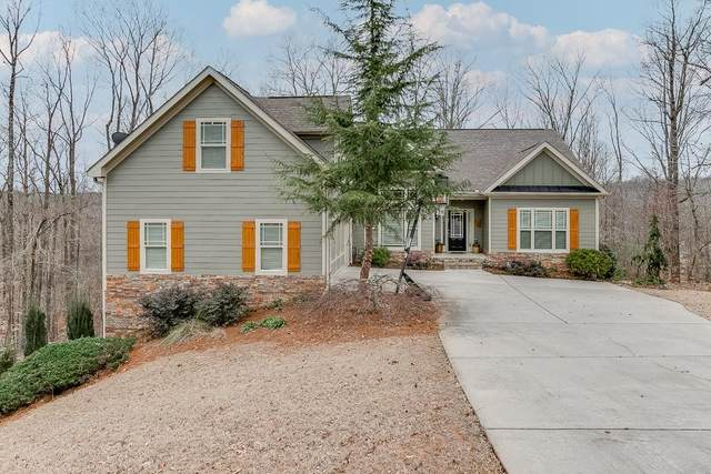 4702 Shady Lake Circle, Gainesville, GA 30507 (MLS #6847365) :: North Atlanta Home Team