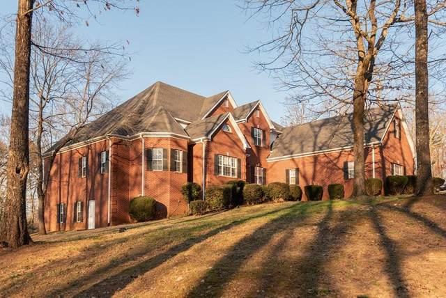 240 W Miles Road W, Carrollton, GA 30116 (MLS #6847366) :: The Kroupa Team | Berkshire Hathaway HomeServices Georgia Properties