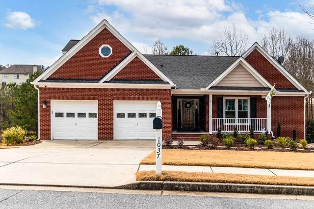 1037 Quiet Waters Lane, Lawrenceville, GA 30045 (MLS #6847395) :: Scott Fine Homes at Keller Williams First Atlanta