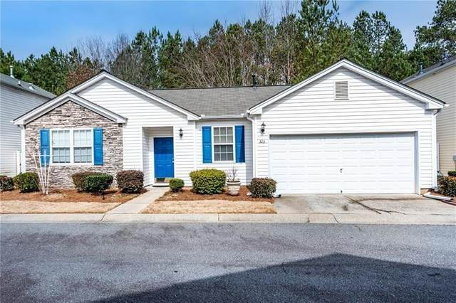 323 Windcroft Lane NW, Acworth, GA 30101 (MLS #6847448) :: North Atlanta Home Team
