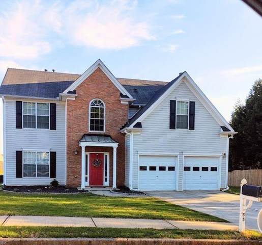 35 Cold Springs Court, Covington, GA 30016 (MLS #6847777) :: North Atlanta Home Team