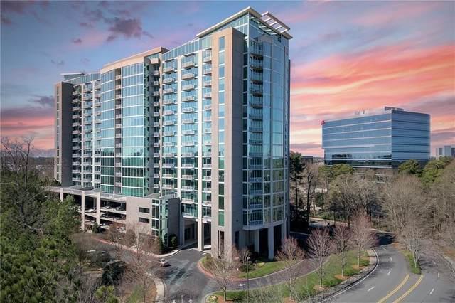 3300 Windy Ridge Parkway SE #1103, Atlanta, GA 30339 (MLS #6848291) :: The Gurley Team