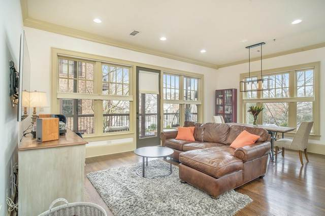5910 Bond Street #203, Cumming, GA 30040 (MLS #6848426) :: North Atlanta Home Team