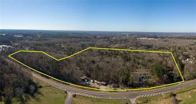 1665 Washington Street, Jefferson, GA 30549 (MLS #6848927) :: Path & Post Real Estate