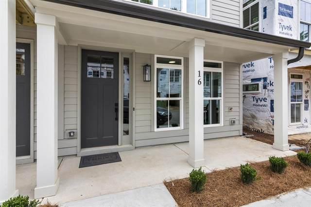 1234 Oxley Place NW #5, Atlanta, GA 30307 (MLS #6849095) :: AlpharettaZen Expert Home Advisors