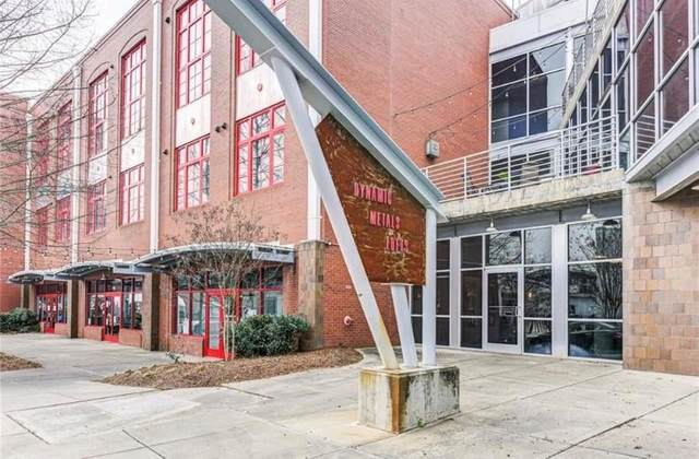 572 Edgewood Avenue SE #308, Atlanta, GA 30312 (MLS #6849194) :: The Cowan Connection Team