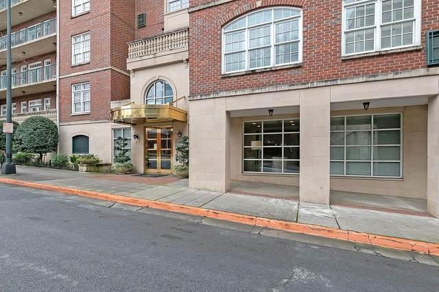 77 Peachtree Place NE #419, Atlanta, GA 30309 (MLS #6849280) :: Path & Post Real Estate