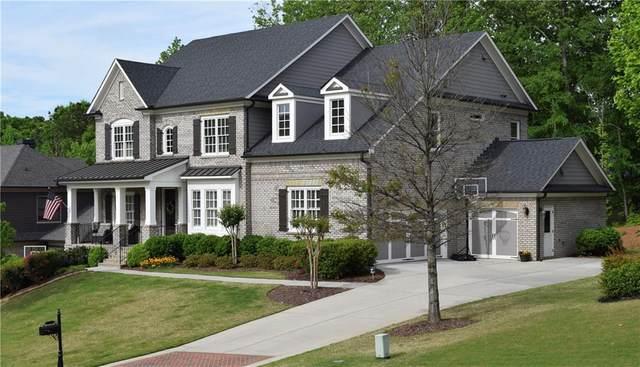 1398 Kings Park Drive NW, Kennesaw, GA 30152 (MLS #6849388) :: North Atlanta Home Team