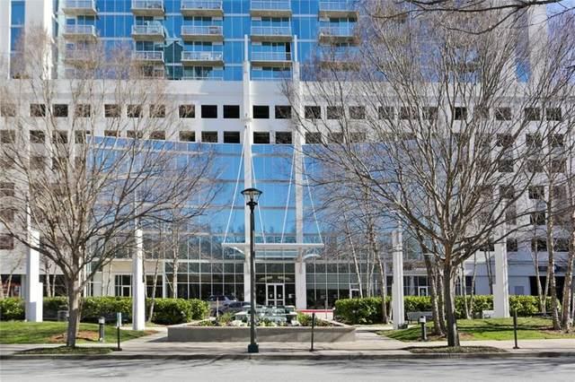 3324 Peachtree Road NE #1508, Atlanta, GA 30326 (MLS #6849656) :: RE/MAX Prestige