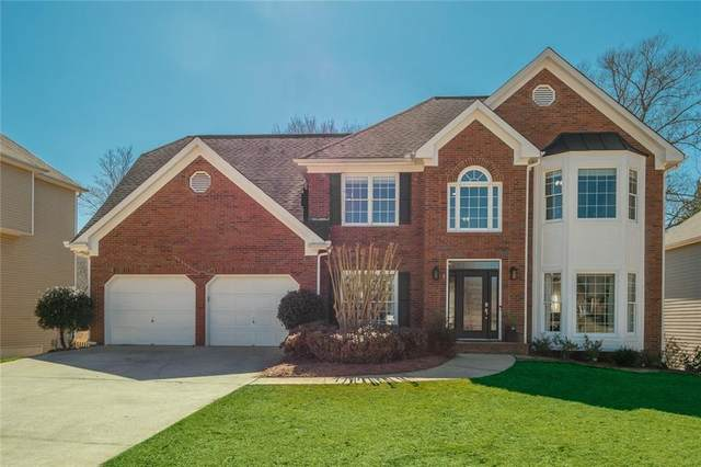 674 Alexander Farms Lane SW, Marietta, GA 30064 (MLS #6849950) :: Kennesaw Life Real Estate
