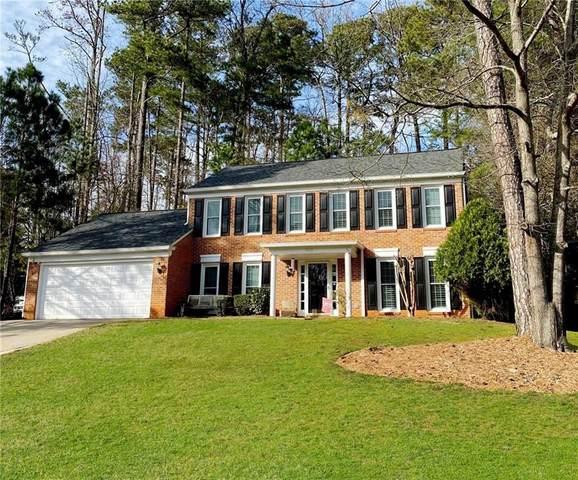 950 Cranberry Creek, Roswell, GA 30076 (MLS #6849992) :: Scott Fine Homes at Keller Williams First Atlanta