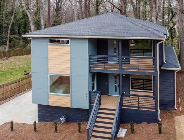 331 Eleanor Street SE, Atlanta, GA 30317 (MLS #6850003) :: Kennesaw Life Real Estate