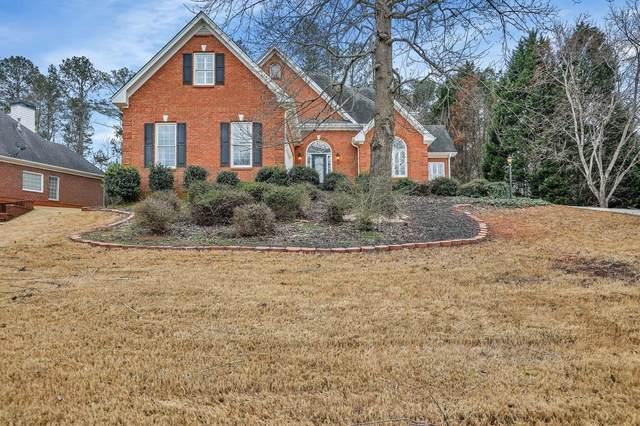 2635 SW High Street SW, Conyers, GA 30094 (MLS #6850205) :: Scott Fine Homes at Keller Williams First Atlanta