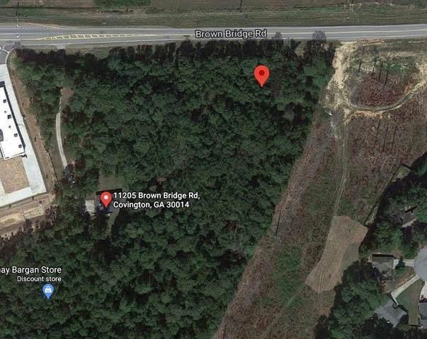 TBD Brown Bridge, Covington, GA 30014 (MLS #6850206) :: The Butler/Swayne Team