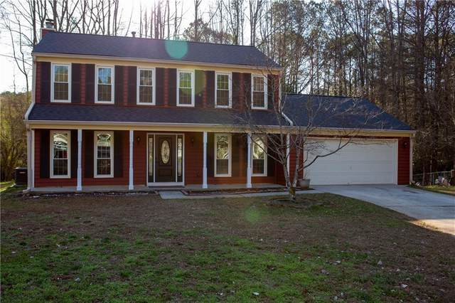 440 Barrington Drive E, Roswell, GA 30076 (MLS #6850229) :: RE/MAX One Stop
