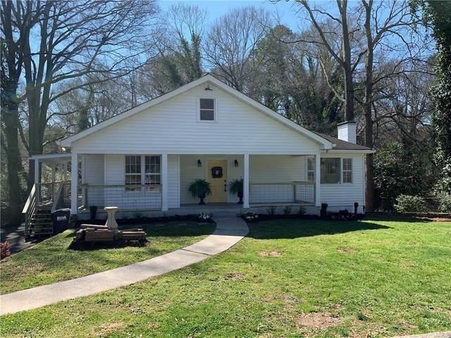 137 Huie Street, Jonesboro, GA 30236 (MLS #6850364) :: North Atlanta Home Team