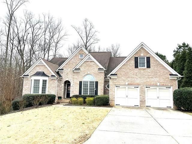 1263 Irwin Lake Way, Marietta, GA 30064 (MLS #6850487) :: Path & Post Real Estate