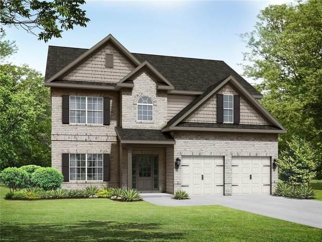 105 Westbury Drive, Griffin, GA 30223 (MLS #6850638) :: Kennesaw Life Real Estate