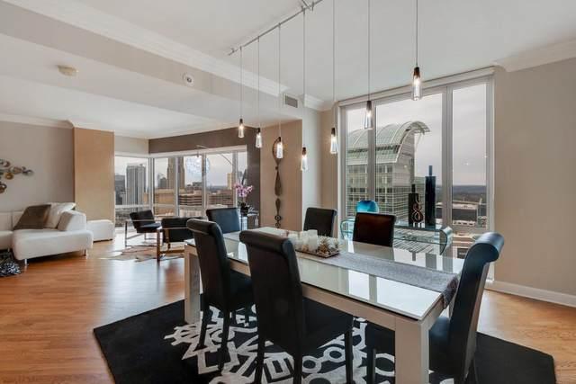 3475 Oak Valley Road NE #2640, Atlanta, GA 30326 (MLS #6850806) :: Good Living Real Estate